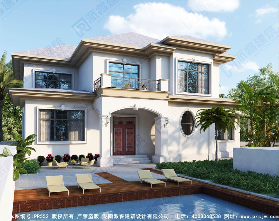 7种农村自建房外观设计的旺宅风水形状-派睿建筑