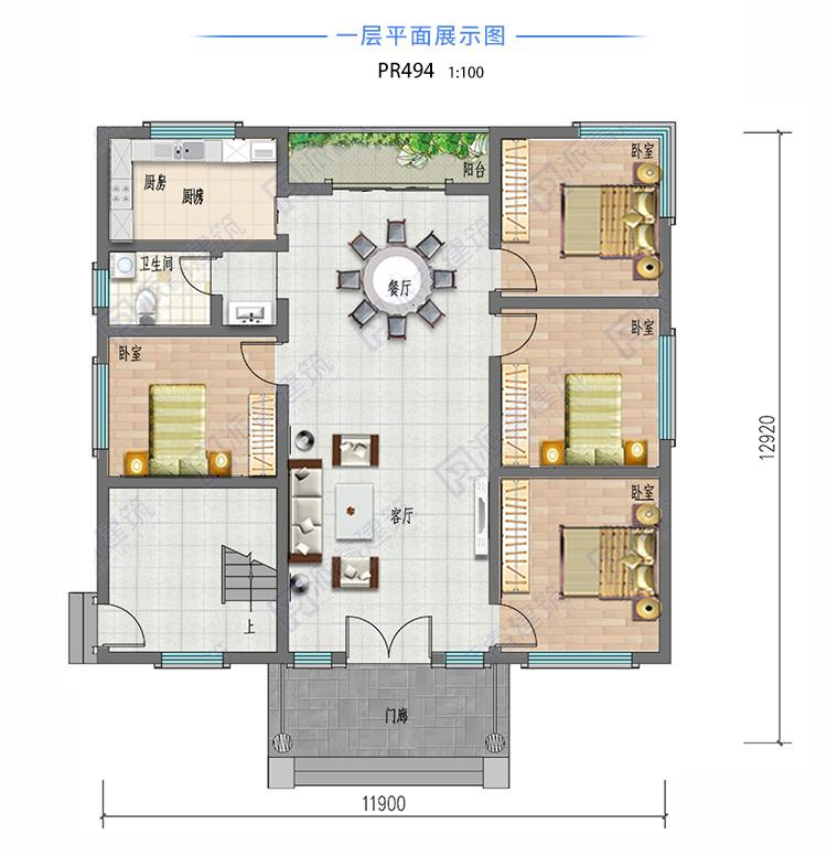 出租房的农村房子设计图2.jpg
