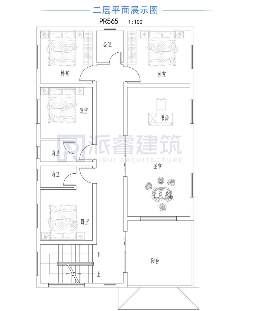 农村房屋设计图二层9米15米pr565二层平面.jpg
